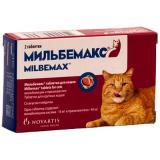 (Л) Мильбемакс Антигельминтик д/Кошек 2таб.*24*720