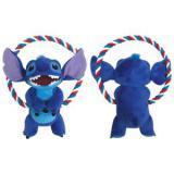 WD1015/12141072 Disney WD1015 Мягкая игрушка c круглым канатом Stitch, 200 мм