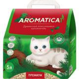 АСD5 Наполнитель AromatiCat Древесный 5л/3кг *4