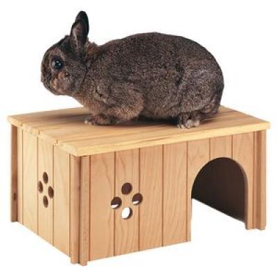 Arena 100 деревянная клетка для кроликов и морских свинок